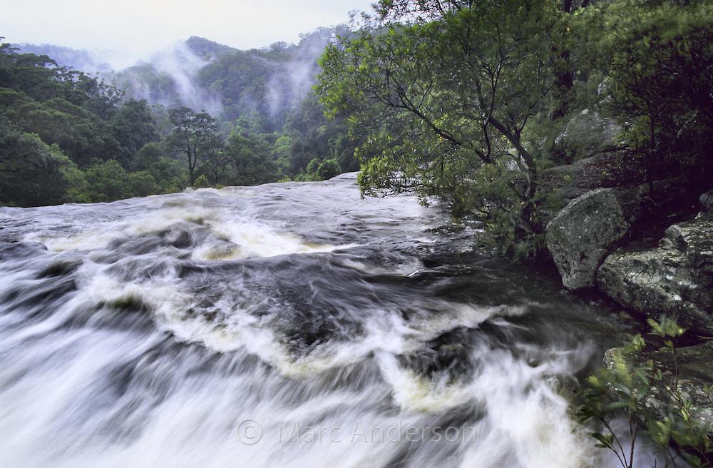 Fast Flowing River, Australia