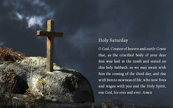 Image result for holy saturday tomb